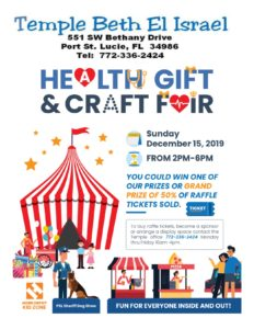 Health Gift & Craft Fair